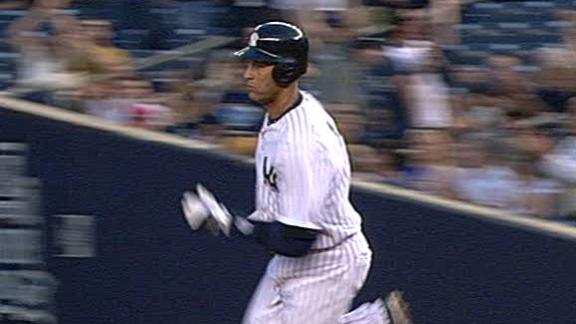 Video - Jeter Cleared To Resume Baseball Activity