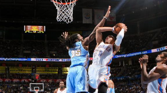 Video - Thunder Cruise To 5th Straight Win