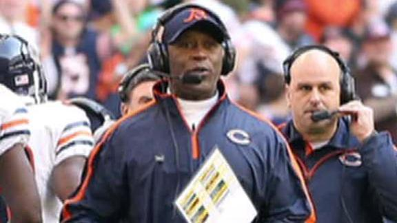 Source: Lovie may sit out '13 if not head coach