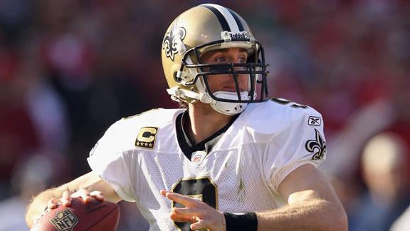 Video - Phil McConkey Rips Drew Brees