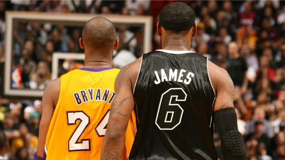 Video - LA Hot Button: Kobe and LeBron in the Finals?