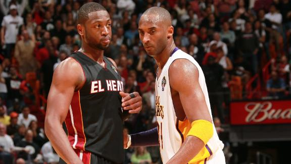 NBA -- Miami Heat can relate to Los Angeles Lakers' struggles