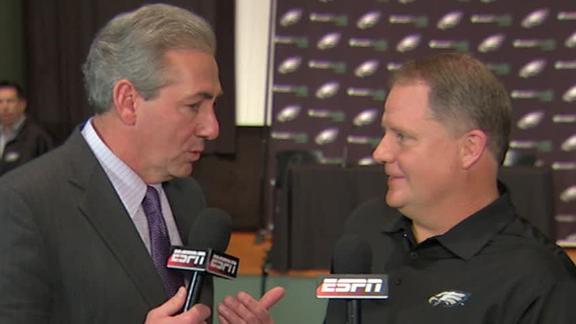 Video - Chip Kelly Open To All Options