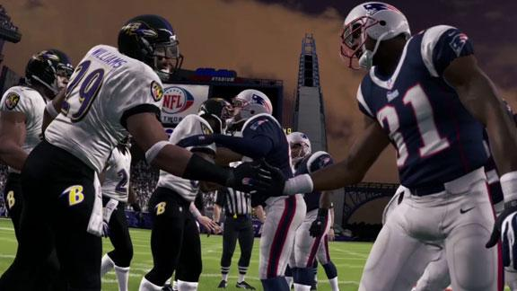 Video - NFL: Conference Championship Game Simulations