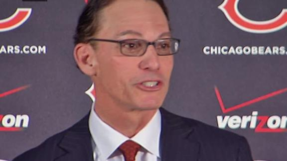 Video - Marc Trestman Ready To Coach The Bears