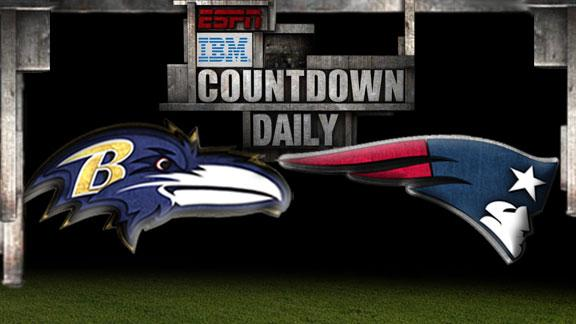 ESPN experts predict Ravens-Patriots