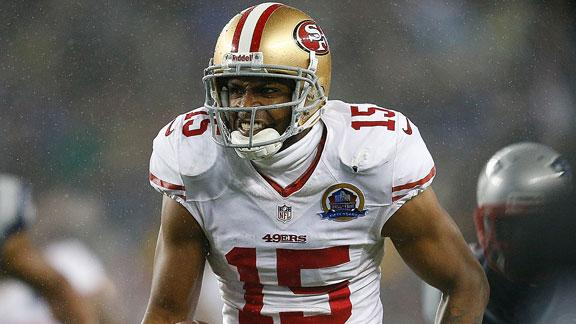 49ers' Crabtree voluntarily meets with cops