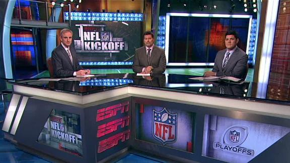 Video - NFL Kickoff Overtime: Title Games