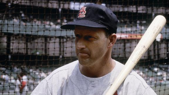 Video - Looking Back On Musial's Hall Of Fame Career