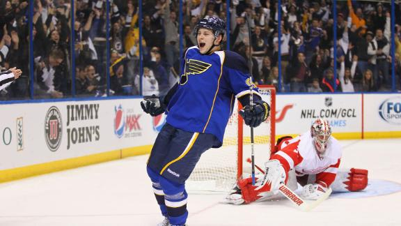 Video - Tarasenko Dazzles In Debut