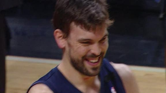 Video - Gasol, Grizzlies Top Bulls In Overtime