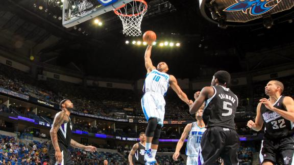 Video - Anderson's Shooting Lifts Hornets Past Kings