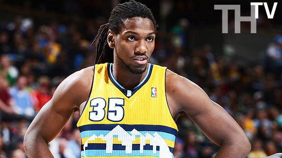 Video - TrueHoop TV: Kenneth Faried