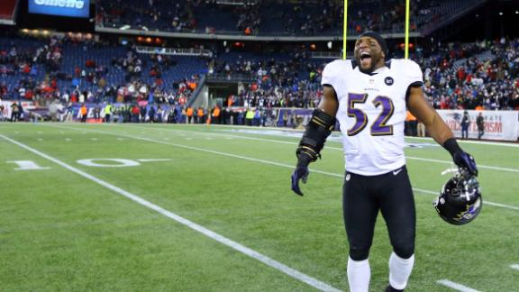 Video - Ray Lewis' Last Ride Continues