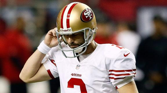Niners QB looking to trademark 'Kaepernicking'