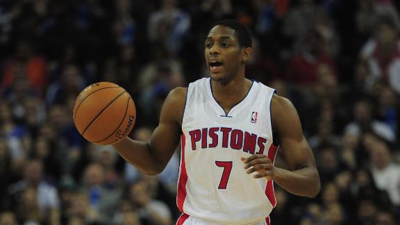 Pistons rely on interior play to send down Magic