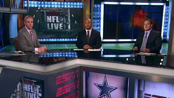 Video - NFL Live OT: Jerry Jones Hints At New Playcaller