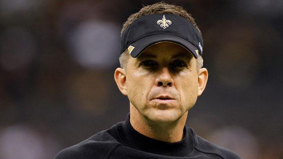 NFL reinstates Saints' Payton from suspension