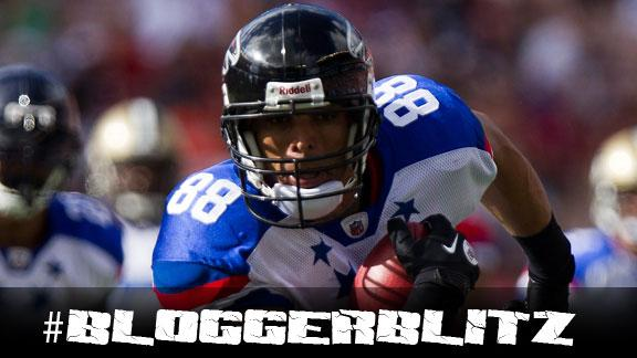 Blogger Blitz: 'Major changes to Pro Bowl'