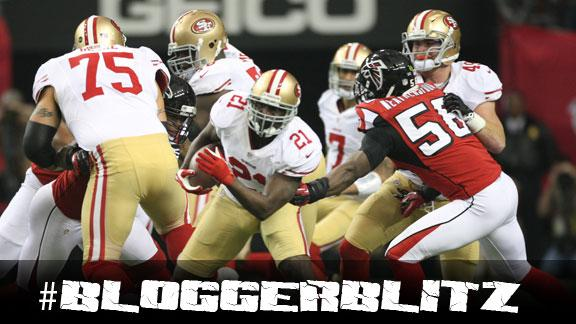 Video - Blogger Blitz: 49ers' Offensive Line