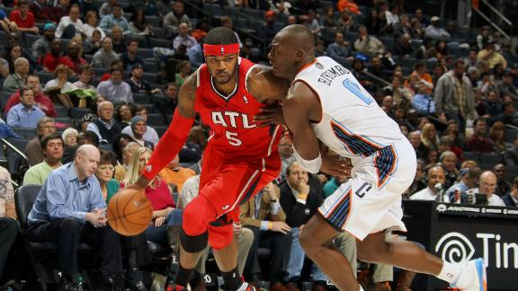 Video - Hawks Snap Road Woes