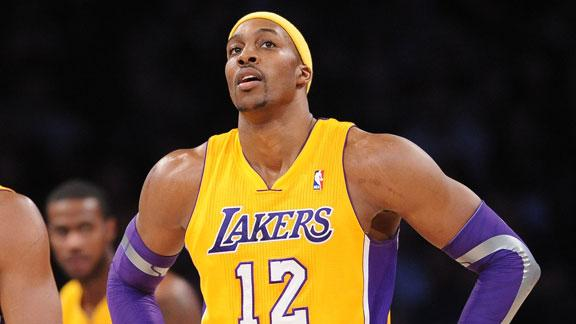 Sources -- Los Angeles Lakers growing concerned over unhappy Dw…