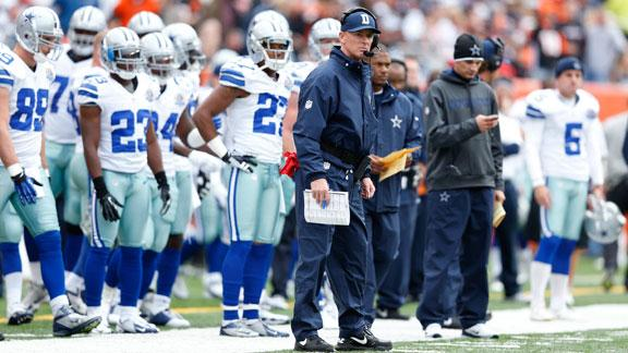 Video - Dallas Hot Button: Who Should Call Cowboys Offensive Plays in 201...