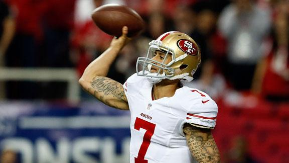 Schefter: Kaepernick, Wilson can't cash in