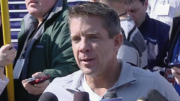 Video - Payton Happy To Be Back