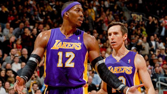 Lakers' Howard (shoulder) cleared for return