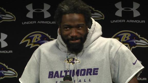 Ravens safety Reed: 'I'll be playing next year'