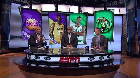 Video - Lakers, Celtics In Trouble