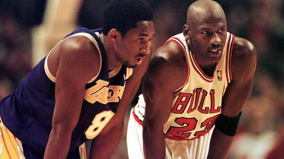 Video - Would Lakers Make The Playoffs With Jordan?
