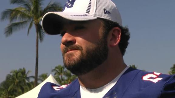 Video - Jeff Saturday To Retire