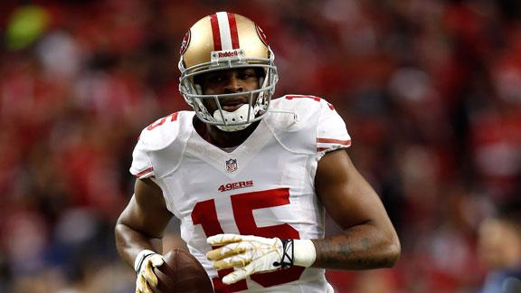 DA won't file charges against Niners' Crabtree