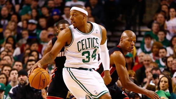 Video - Celtics Edge Heat In Double-Overtime Thriller