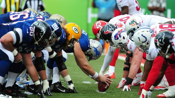 Video - NFC Routs AFC In Pro Bowl