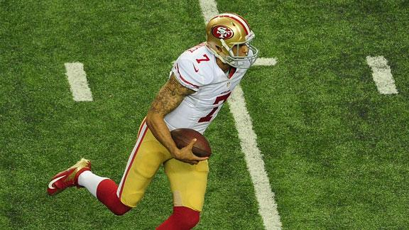 Video - 49ers Sound Off On Kaepernick's Offense