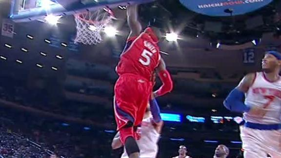 Video - Josh Smith Ferocious Slam