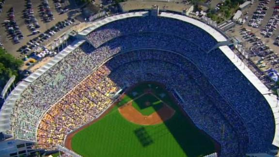 Video - Dodgers Launching Sports TV Network