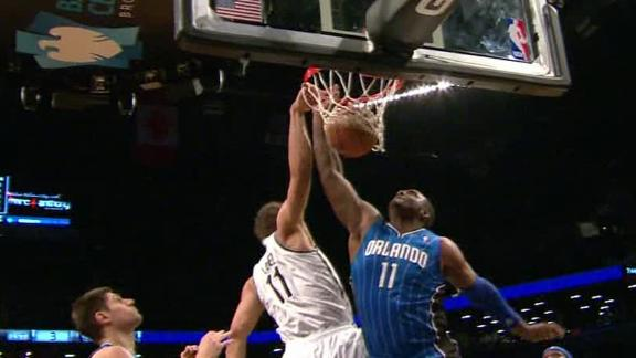 Video - Nets Slam Magic, 97-77