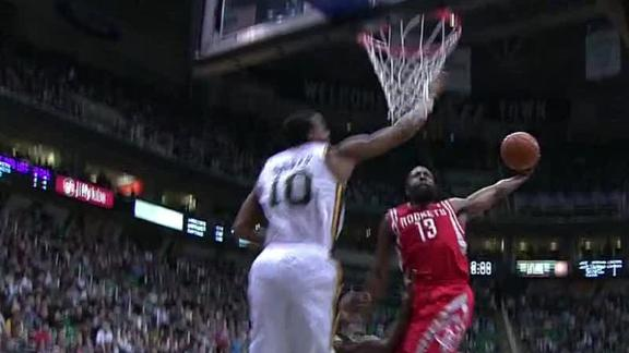Video - Dunk Of The Night