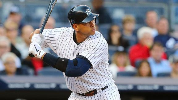 Report: A-Rod, others on Miami clinic PED lists