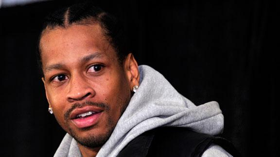 Video - Iverson Rejects D-League Offer