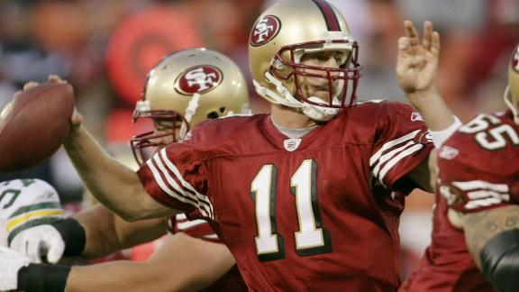 Video - Alex Smith's Future With 49ers