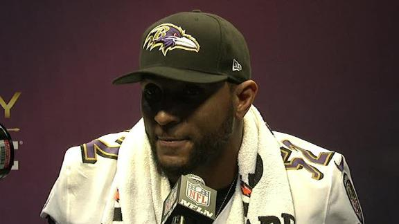 Ravens official says Lewis denies PED use
