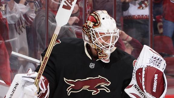 Video - Coyotes Blank Predators