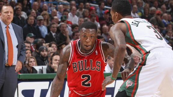 Video - Bench Powers Bulls Past Bucks