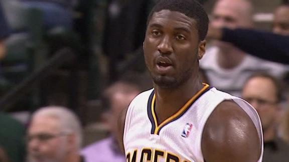 Video - Pacers Roll By Pistons