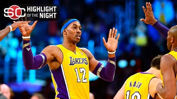 Video - Lakers Win Third Straight